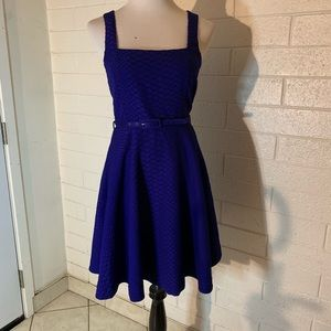 A/X Armani Exchange Fit & Flare Dress Size 6